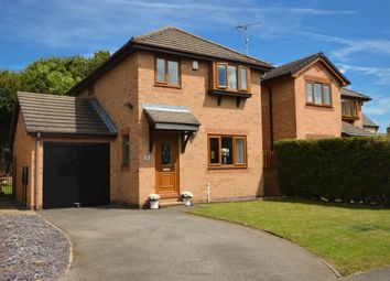 Thumbnail 3 bed detached house for sale in Marsh Close, Mosborough, Sheffield