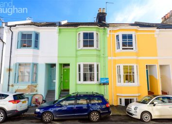 Brewer Street, Brighton BN2. 3 bed terraced house for sale
