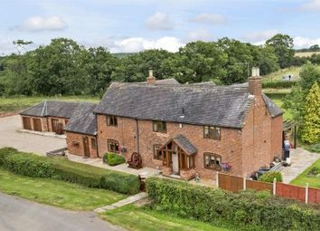 Thumbnail 5 bedroom property for sale in Monwode Lea Lane, Coleshill, Warwickshire