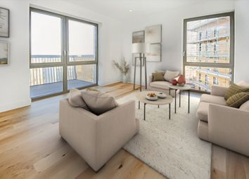 Thumbnail 2 bedroom flat for sale in City Island, London