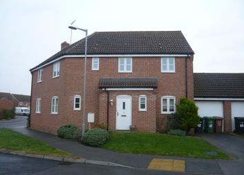 Thumbnail 4 bedroom detached house to rent in Stone Close, Watlington, King's Lynn