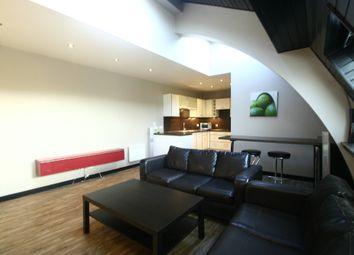 2 bed flat to rent in Top Floor, Blenheim House, City Centre NE1