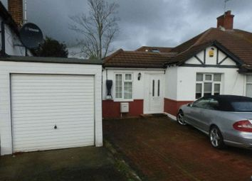 Thumbnail 2 bed bungalow to rent in Tudor Close, Wembley, London