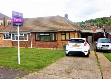Thumbnail 2 bed semi-detached bungalow for sale in Karen Close, Benfleet