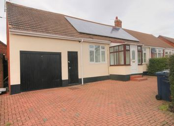 Thumbnail 3 bed bungalow for sale in Bourn Lea, Shiney Row, Houghton Le Spring