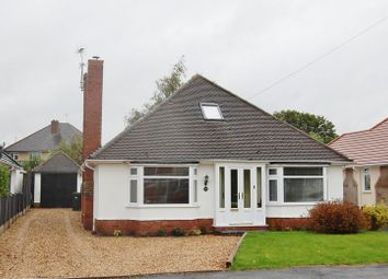 Thumbnail 4 bed detached bungalow for sale in Church Road, Albrighton, Wolverhampton