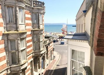 Thumbnail 1 bed flat for sale in Bond Street, Weymouth