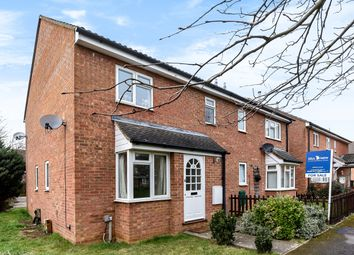 Thumbnail 1 bed semi-detached house for sale in Begwary Close, St. Neots