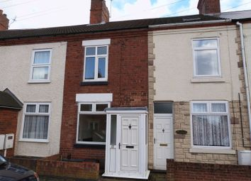 Thumbnail 2 bed terraced house to rent in Highfield Street, Hugglescote, Coalville