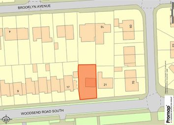 Thumbnail Commercial property for sale in Brooklyn Avenue, Urmston, Manchester