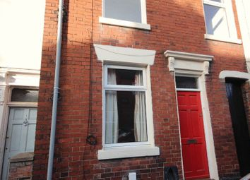 Thumbnail 3 bed terraced house to rent in James Street, Wolstanton, Newcastle Under Lyme