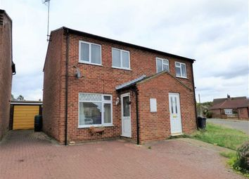 Thumbnail 2 bed semi-detached house for sale in Anscomb Way, Woodford Halse, Northants