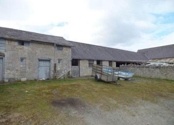 Thumbnail 5 bed barn conversion for sale in Wigfair, St. Asaph, Denbighshire