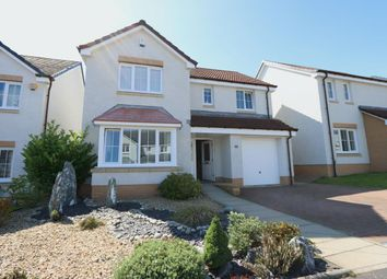 Thumbnail 4 bed detached house for sale in Wester Newlands Drive, Reddingmuirhead, Falkirk