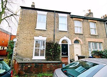Thumbnail 3 bed end terrace house to rent in Gwydir Street, Cambridge
