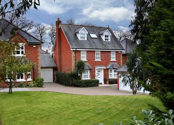 Thumbnail 5 bed detached house for sale in Oakland Place, Buckhurst Hill