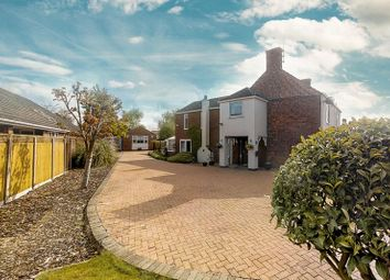 Thumbnail 4 bedroom detached house for sale in Stow Road, Sturton By Stow, Lincoln