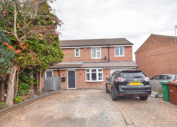 Thumbnail 4 bed semi-detached house for sale in Mimosa Close, Barton Green, Nottingham