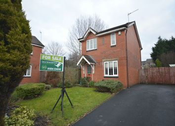 Thumbnail 2 bedroom detached house for sale in Orchard Drive, Oswaldtwistle, Accrington