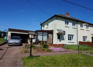 Thumbnail 2 bed semi-detached house for sale in Washfield, Tiverton