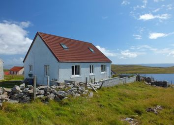 Thumbnail 4 bed detached house for sale in Huxter, Whalsay, Shetland