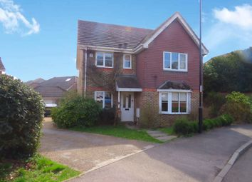 Thumbnail 4 bed detached house for sale in Coulstock Road, Burgess Hill
