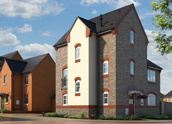 """Thumbnail 4 bed property for sale in """"The Chestnut At The Paddocks, Telford"""" at The Bache, Telford"""