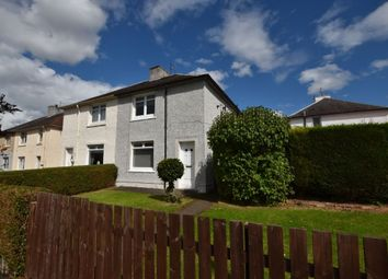 Thumbnail 2 bedroom semi-detached house to rent in Clyde Avenue, Bothwell, Glasgow
