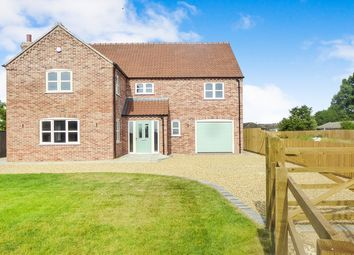 Thumbnail 4 bedroom detached house for sale in Broadgate, Sutton St. Edmund, Spalding
