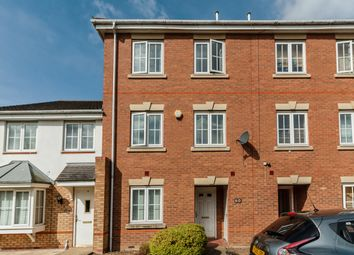 Thumbnail 4 bedroom town house for sale in Campion Road, Hatfield, Hertfordshire
