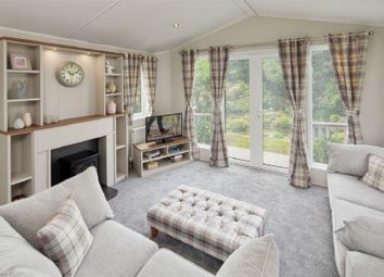 Thumbnail 2 bed mobile/park home for sale in Lynch Lane, Weymouth