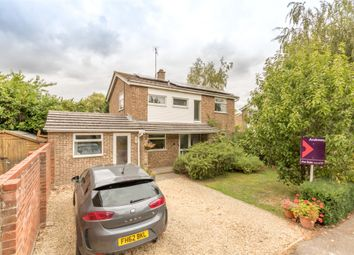 Thumbnail 4 bedroom detached house for sale in Westfield Road, Long Wittenham, Abingdon, Oxfordshire