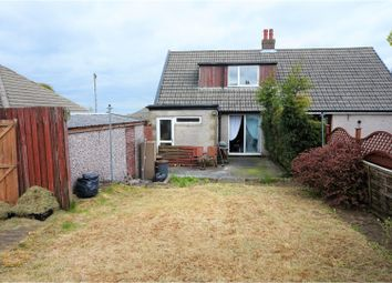 Thumbnail 3 bed semi-detached house for sale in Park Close, Halifax