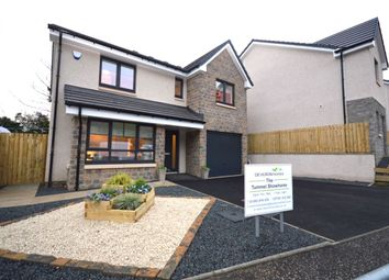 Thumbnail 4 bed detached house for sale in Grange Road, Burntisland
