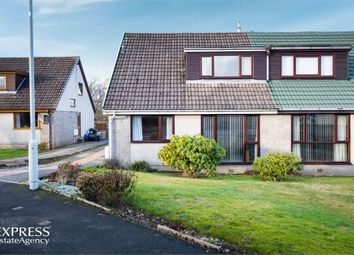 Thumbnail 4 bed semi-detached house for sale in Patey Road, Ellon, Aberdeenshire