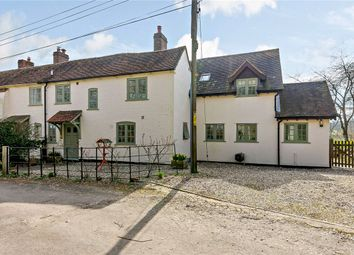 Thumbnail 4 bed semi-detached house for sale in Ownham, Newbury