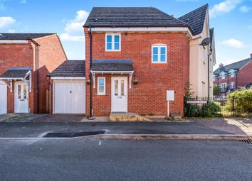 Thumbnail 3 bed semi-detached house for sale in Redhill Road, Long Lawford, Rugby