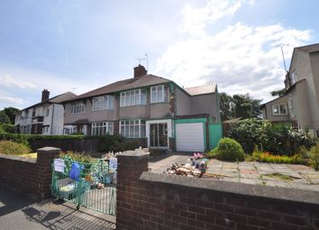 Thumbnail 3 bed semi-detached house for sale in Grove Road, Wallasey