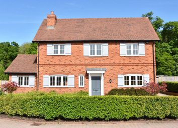 Thumbnail 4 bed detached house to rent in Honey Lane, Hurley, Maidenhead
