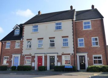Thumbnail 4 bed town house to rent in Linton Avenue Kingsway, Quedgeley, Gloucester
