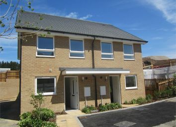 Thumbnail 2 bed semi-detached house to rent in Egerton Close, Belvedere, Kent