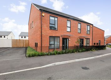 Thumbnail 4 bed semi-detached house for sale in Falstaff Crescent, Sheffield