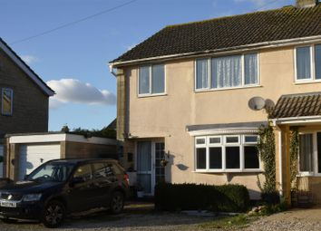 Thumbnail 3 bed semi-detached house for sale in Churchill Place, Hatherop Road, Fairford
