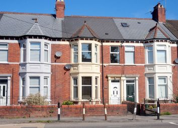 Thumbnail 4 bed terraced house for sale in Cardiff Road, Dinas Powys