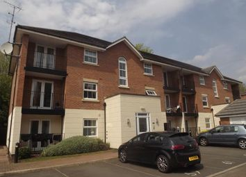 Thumbnail 2 bed flat for sale in Badgerdale Way, Littleover, Derby, Derbyshire