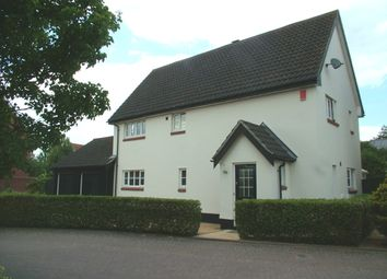 Thumbnail 4 bed detached house for sale in Springfield Chase, Long Stratton, Norwich