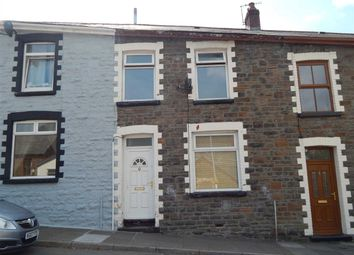 Thumbnail 3 bed terraced house to rent in Eleanor Street, Tonypandy