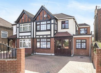 Thumbnail 4 bed semi-detached house for sale in Windermere Avenue, Wembley