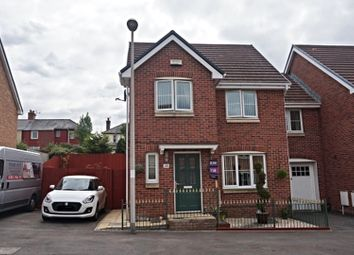 Thumbnail 3 bed link-detached house for sale in Hanbury Grove, Pontypool