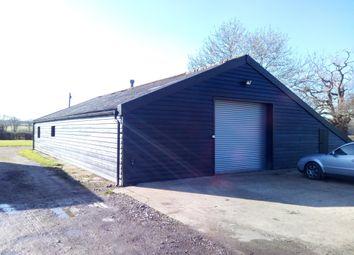 Thumbnail Industrial to let in Fewhurst Farm, Coneyhurst Road, Billingshurst